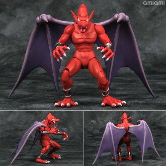 GAME・CLASSICS vol.3 魔界村 レッドアリーマー アクションフィギュア(GAME CLASSICS vol.3 Ghosts 'n Goblins Red Arremer Action Figure(Pre-order))
