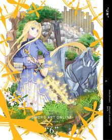 DVD ソードアート・オンライン アリシゼーション 6 完全生産限定版[アニプレックス]《06月予約※暫定》