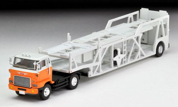 トミカリミテッドヴィンテージ ネオ LV-N89d 日野カートランスポーター(白/オレンジ)[トミーテック]《02月予約》