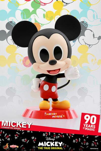 コスベイビー 『ミッキーマウス スクリーンデビュー90周年』[サイズS]ミッキーマウス[ホットトイズ]《発売済・在庫品》