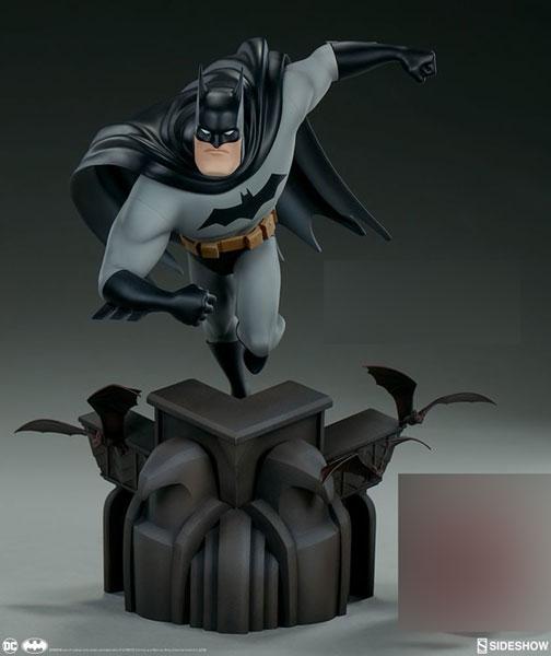 『バットマン アニメイテッド』 アニメイテッドシリーズ・コレクション バットマン[サイドショウ]【同梱不可】【送料無料】《08月仮予約》