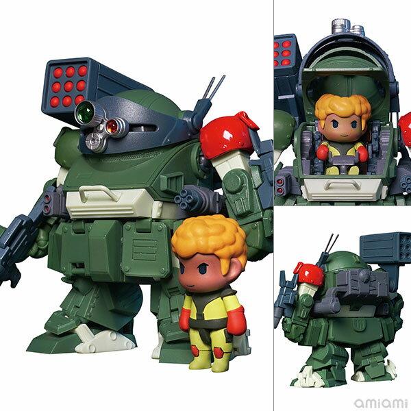 Robonimo 5PRO ATM-09-RSC スコープドッグ レッドショルダーカスタム 『装甲騎兵ボトムズ』[5PRO STUDIO]《05月予約》
