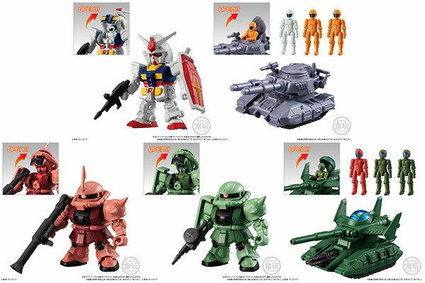 機動戦士ガンダム マイクロウォーズ 10個入りBOX (食玩)[バンダイ]《発売済・在庫品》