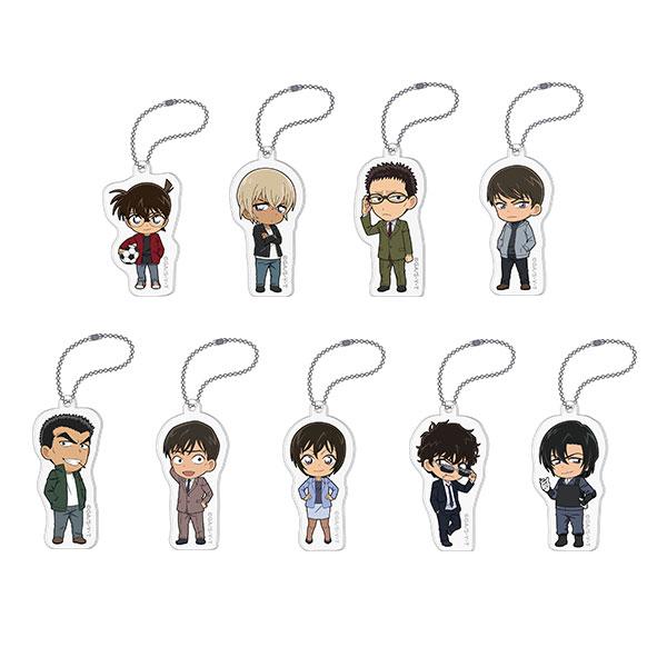 名探偵コナン アクリルキーホルダーコレクション 9個入りBOX[ムービック]《12月予約》