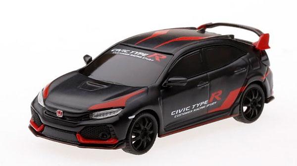 "1/64 Honda シビック Type R""Customer Racing Study""[MINI GT]《12月予約》"