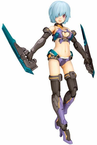 フレームアームズ・ガール フレズヴェルク Bikini Armor Ver. プラモデル[コトブキヤ]《05月予約》