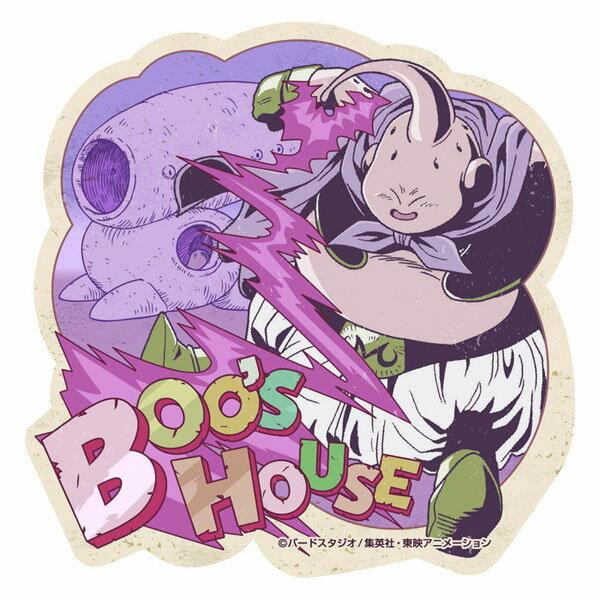 ドラゴンボールZ トラベルステッカー 11.魔人ブウ(ブウの家)[エンスカイ]《発売済・在庫品》