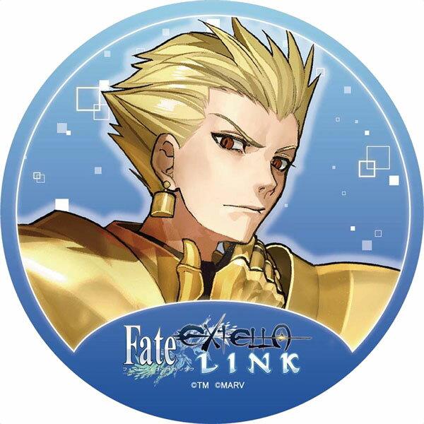 Fate/EXTELLA LINK ラバーマットコースター ギルガメッシュ[シーズナルプランツ]《02月予約》