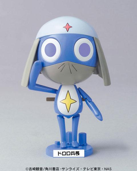 ケロロ軍曹プラモコレクション 05 ドロロ兵長(再販)[BANDAI SPIRITS]《発売済・在庫品》