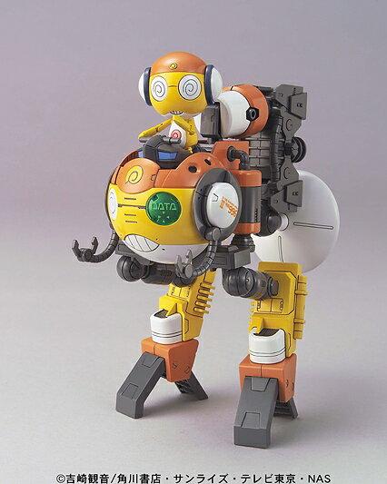 ケロロ軍曹プラモコレクション 16 クルルロボMk-II(再販)[BANDAI SPIRITS]《発売済・在庫品》