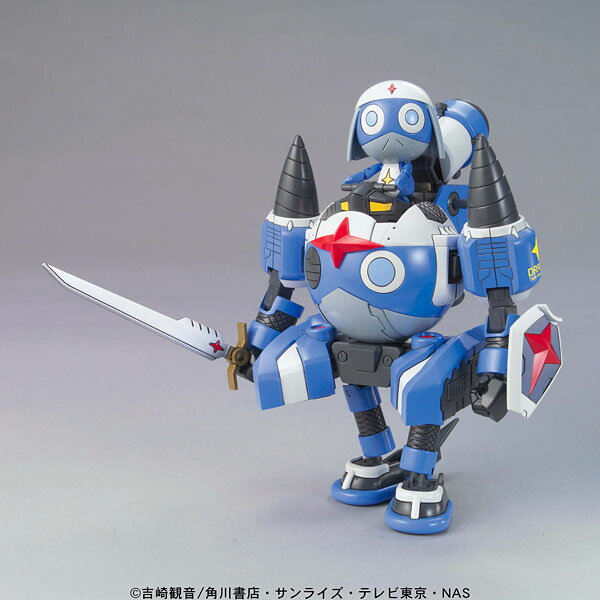 ケロロ軍曹プラモコレクション 18 ドロロロボMk-II(再販)[BANDAI SPIRITS]《発売済・在庫品》