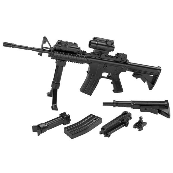 リトルアーモリー[LA050]M4A1タイプ2.0 プラモデル[トミーテック]《05月予約》