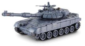 RC ワールドバトルタンク(赤外線バトルシステム搭載) ロシア T-90型 27MHz[童友社]《取り寄せ※暫定》