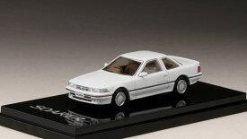 1/64 トヨタソアラ2.0GT-TWIN TURBO L 1988 スーパーホワイトIII[ホビージャパン]《発売済・在庫品》