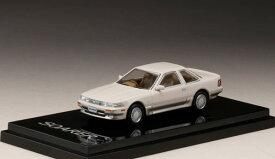 1/64 トヨタソアラ3.0GT LIMITED 1988 クリスタルホワイトトーニングII[ホビージャパン]《発売済・在庫品》