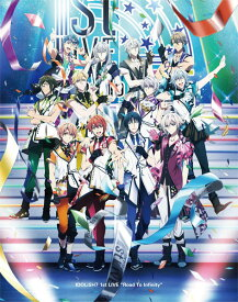 BD アイドリッシュセブン 1st LIVE「Road To Infinity」 Blu-ray BOX -Limited Edition-[ランティス]《発売済・在庫品》