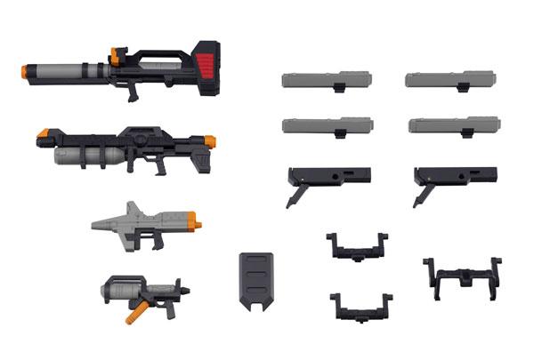 ROBOT魂 〈SIDE MS〉連邦軍武器セット ver. A.N.I.M.E. 『機動戦士ガンダム』[BANDAI SPIRITS]《05月予約》