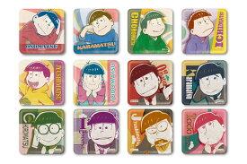 えいがのおそ松さん レトロ缶バッジ 12個入りBOX[エンスカイ]《発売済・在庫品》