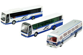 ザ・バスコレクション 東名ハイウェイバス50周年記念セット[トミーテック]《発売済・在庫品》