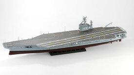 1/700 アメリカ海軍 空母 CVN-73 ジョージ・ワシントン2008 プラモデル(再販)[ピットロード]《取り寄せ※暫定》