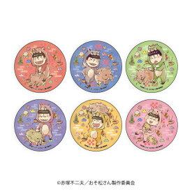 缶バッジ「おそ松さん」04/イノシシVer. グラフアート 6個入りBOX[A3]《発売済・在庫品》