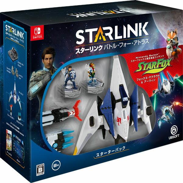 Nintendo Switch スターリンク バトル・フォー・アトラス スターターパック[ユービーアイソフト]【送料無料】《04月予約》