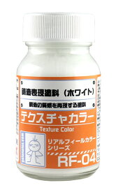 RF-04 鋳造表現塗料(ホワイト) 30ml[ガイアノーツ]《発売済・在庫品》