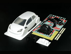1/10RC トヨタ ガズー レーシング WRT/ヤリス WRC 塗装済みボディ[タミヤ]《取り寄せ※暫定》