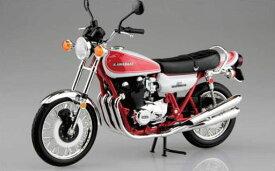 1/12 完成品バイク KAWASAKI 750RS(Z2) 赤白カラー[スカイネット]《発売済・在庫品》