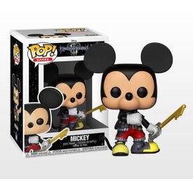 POP! 『ディズニー』「キングダム ハーツIII」王様(ミッキーマウス)[ファンコ]《発売済・在庫品》