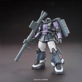 HG 機動戦士ガンダム ジ・オリジン 1/144 高機動型ザクII(ガイア/マッシュ専用機) プラモデル(再販)[BANDAI SPIRITS]《発売済・在庫品》