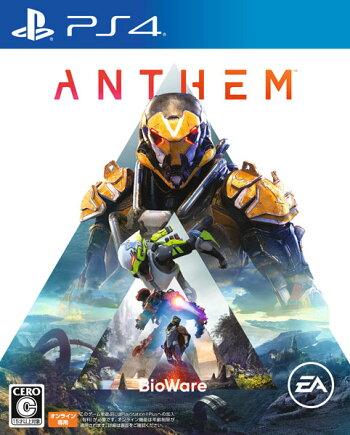 PS4Anthem通常版[EA]《02月予約》