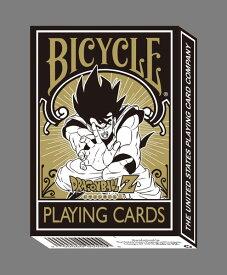 Bicycle Playing CardsドラゴンボールZ トランプ バイスクル[Brujula]《発売済・在庫品》