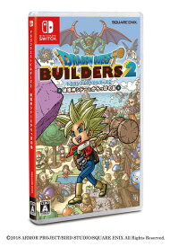 Nintendo Switch ドラゴンクエストビルダーズ2 破壊神シドーとからっぽの島[スクウェア・エニックス]【送料無料】《発売済・在庫品》