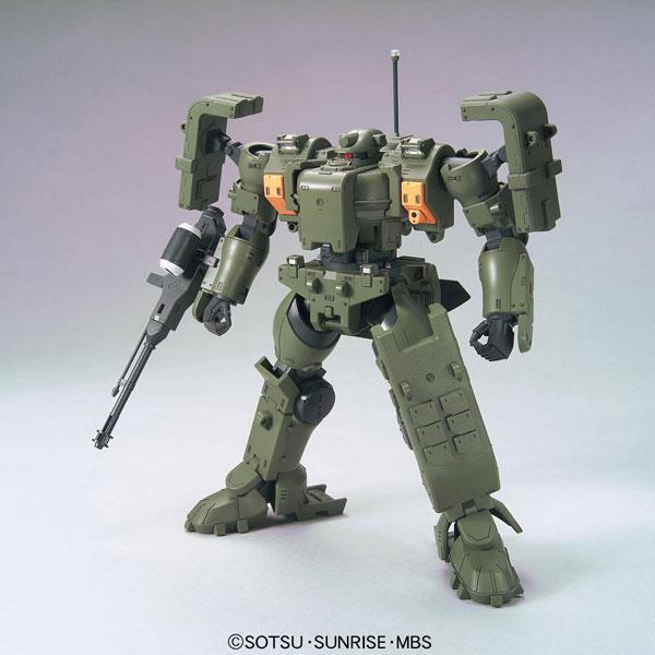 機動戦士ガンダム00 1/100 ティエレン 地上型 プラモデル(再販)[BANDAI SPIRITS]《05月予約》
