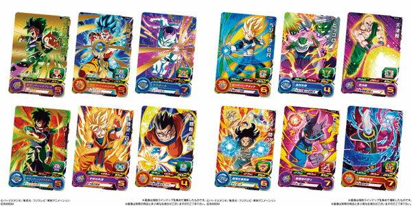 スーパードラゴンボールヒーローズ カードグミ8 20個入りBOX (食玩)[バンダイ]《04月予約》