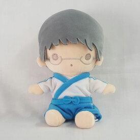 銀魂×Sanrio characters YOROZUYA×TS むにゅぐるみS(新八)[KThingS]《発売済・在庫品》