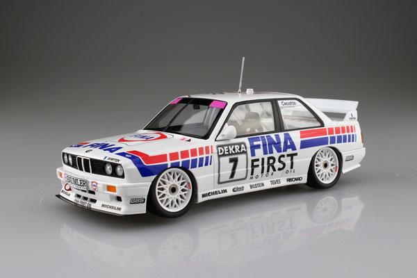 1/24 BEEMAXシリーズ No.24 BMW M3 E30 スポーツエボリューション'92 ドイツ仕様 プラモデル[スカイネット]《04月予約》