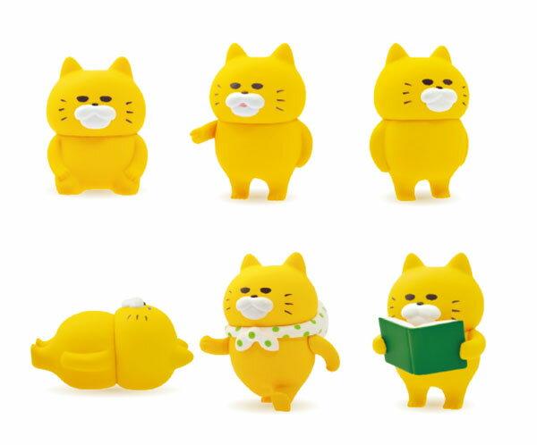 【特典】ノラネコぐんだん マスコットコレクション 9個入りBOX[ケンエレファント]《04月予約》