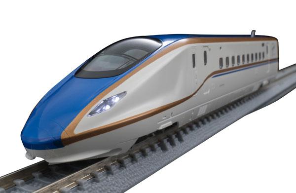 FM-007 ファーストカーミュージアム JR W7系北陸新幹線(かがやき)[TOMIX]《07月予約》