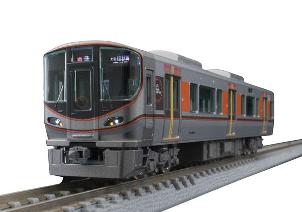 FM-008 ファーストカーミュージアム JR 323系通勤電車(大阪環状線)[TOMIX]《07月予約》