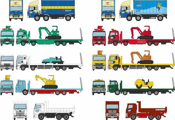 ザ・トラックコレクション 第12弾 10個入りBOX[トミーテック]《08月予約》