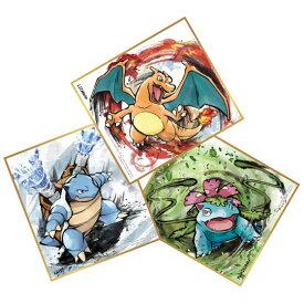 ポケモン 色紙ART 10個入りBOX (食玩)[バンダイ]《発売済・在庫品》