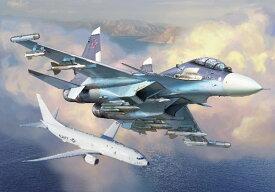 1/72 スホーイ SU-30 SM プラモデル[ズベズダ]《06月予約》