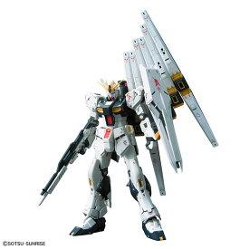 RG 1/144 νガンダム プラモデル 『機動戦士ガンダム 逆襲のシャア』(再販)[BANDAI SPIRITS]《10月予約》