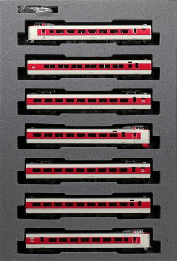 10-1452381系「ゆったりやくも」(ノーマル+サブ編成)7両セット[KATO]【送料無料】《09月予約》