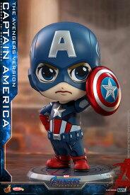 コスベイビー 『アベンジャーズ/エンドゲーム』[サイズS]キャプテン・アメリカ(映画『アベンジャーズ』版)[ホットトイズ]《発売済・在庫品》