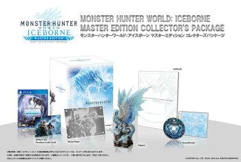 PS4モンスターハンターワールド:アイスボーンマスターエディションコレクターズパッケージ[カプコン]《09月予約》