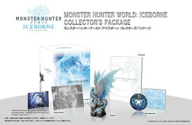 PS4 モンスターハンターワールド:アイスボーン コレクターズパッケージ[カプコン]《発売済・在庫品》
