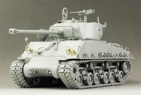1/35 M4A3E8 シャーマン中戦車 イージーエイト w/可動式履帯 プラモデル[ライフィールドモデル]《06月予約》